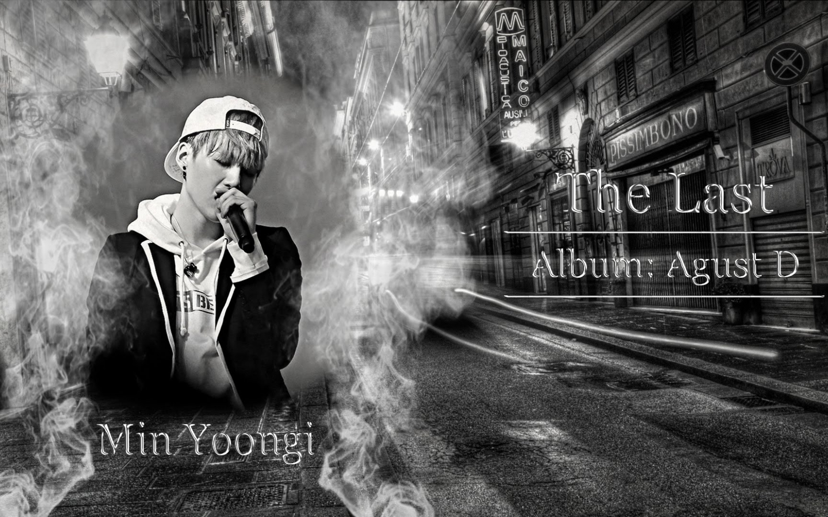 Free download Agust D BTS SugaMin Yoongi The Last ...
