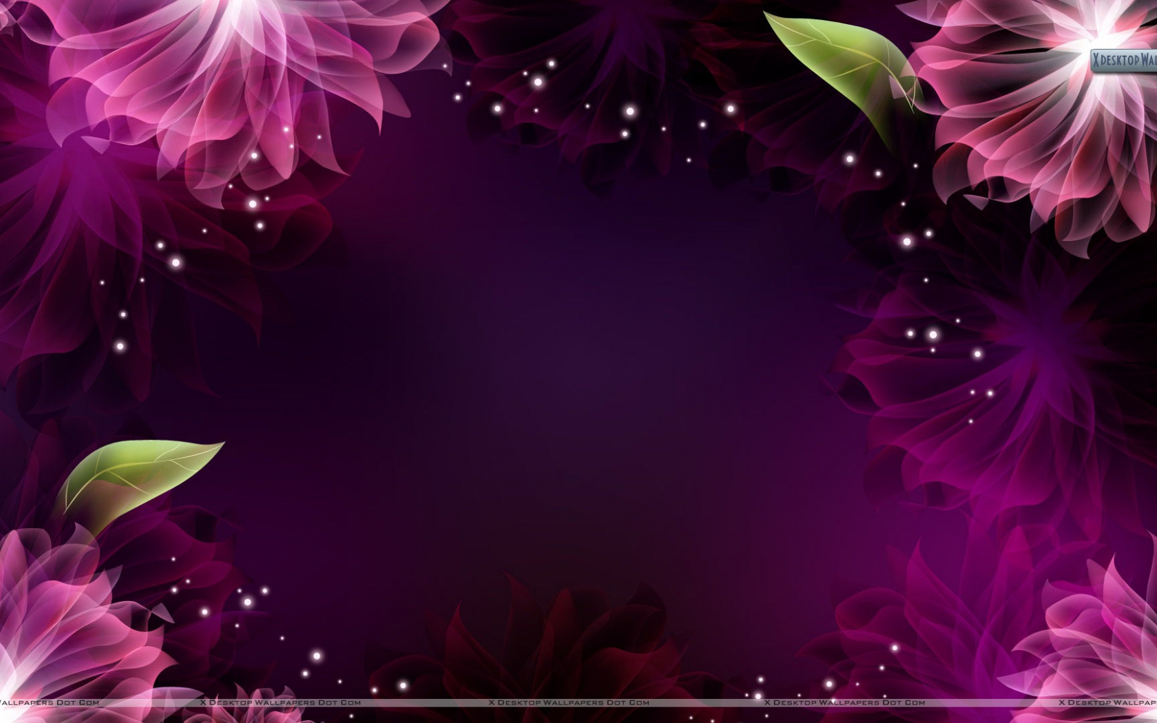 Free Download Abstract Flower Backgrounds Hd Wallpaper Background