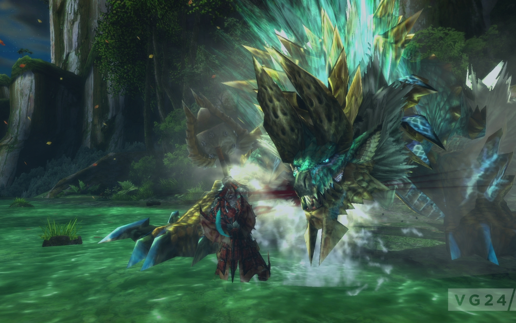 Free Download Monster Hunter 3 Ultimate Intros Continue With