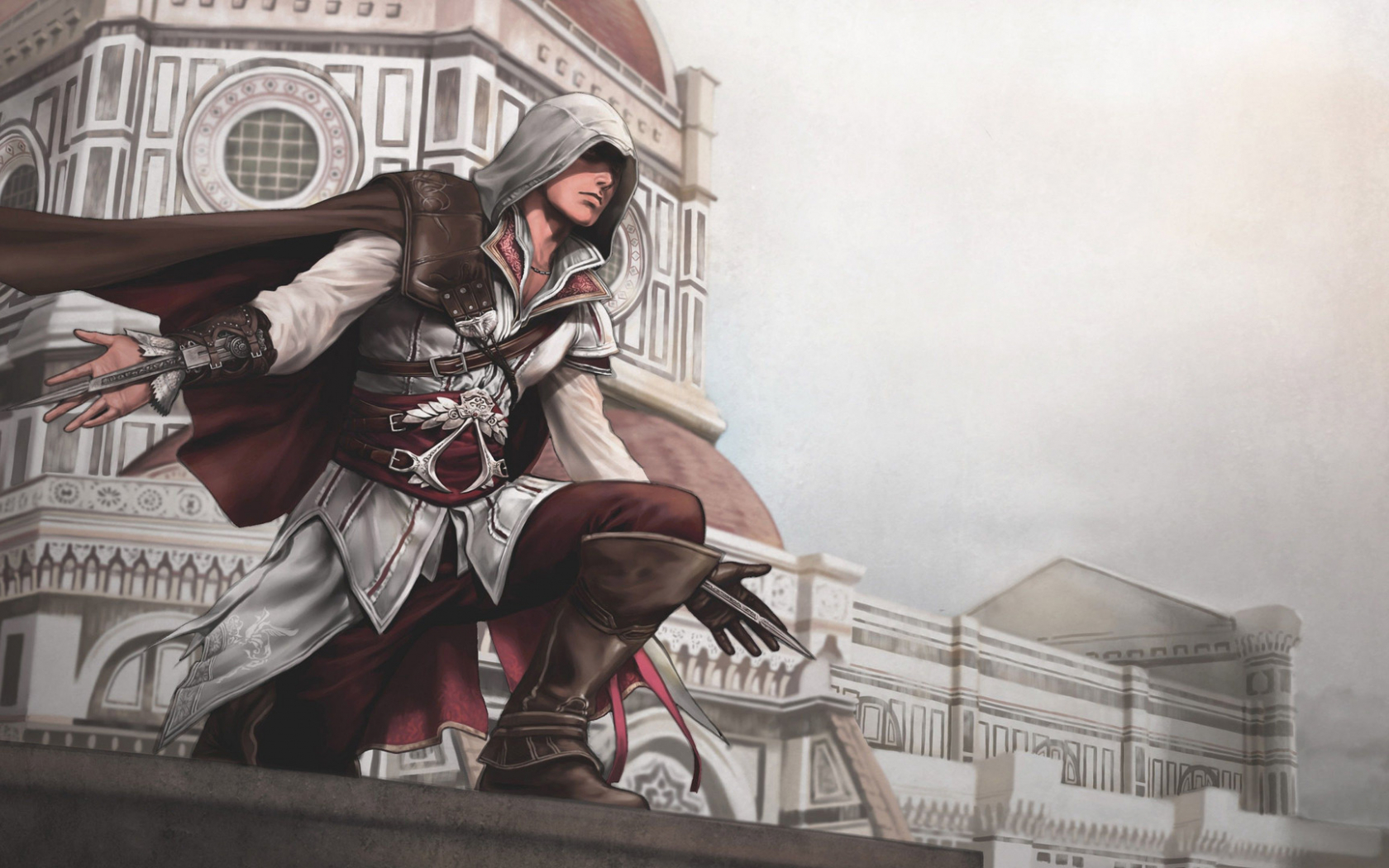 Free Download Download Assassins Creed Ii Wallpaper 1920x1080