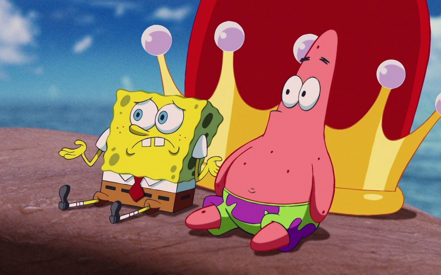 Free Download Funny Spongebob Wallpapers 1920x1080 For Your