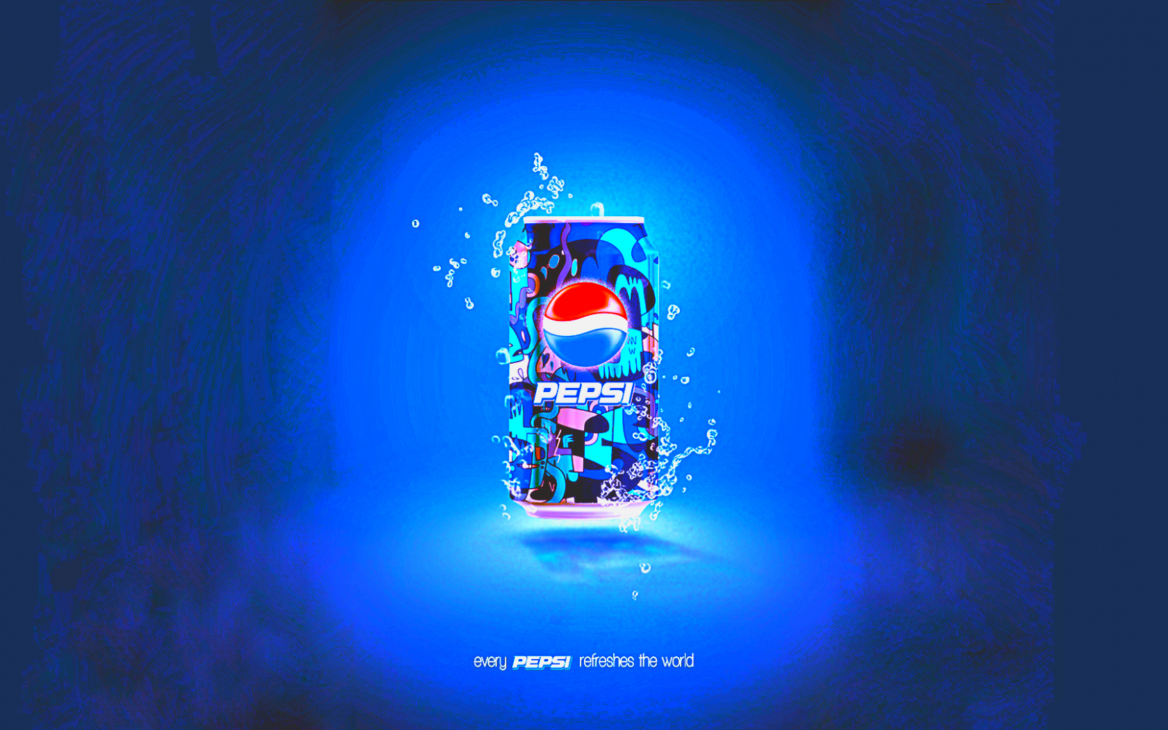 Free Download Pepsi Widescreen Hd Wallpapers Pepsi Ipl Logo Pepsi