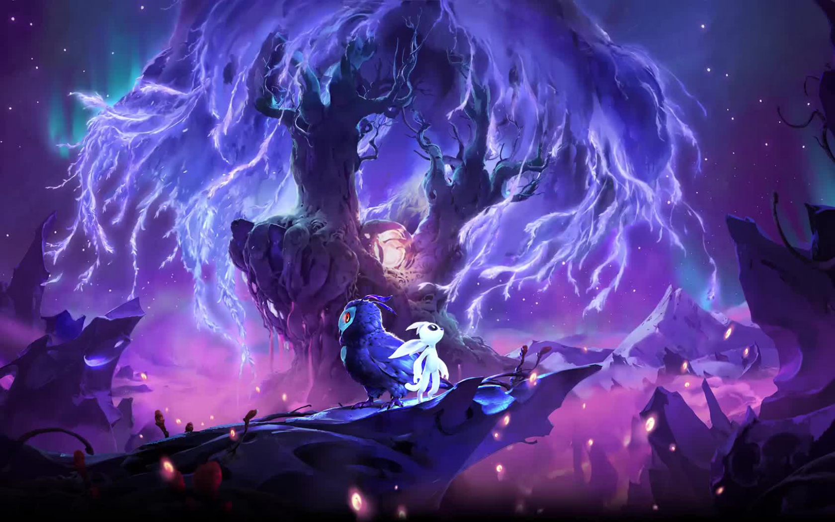 Free download Ori And The Will of The Wisps Live Wallpaper ...
