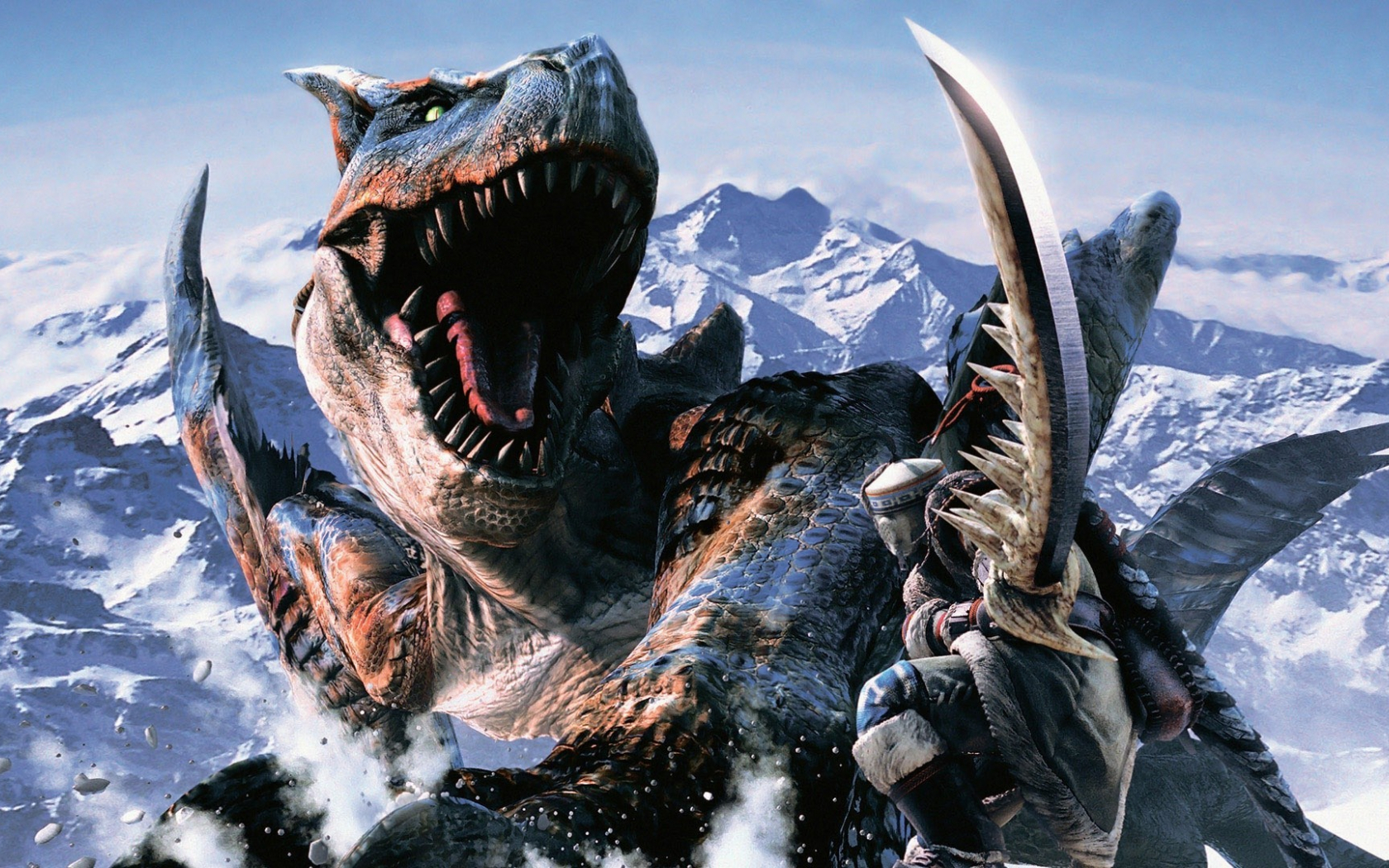 Free Download Monster Hunter 4 Wallpaper 9371 1920x1080 For Your