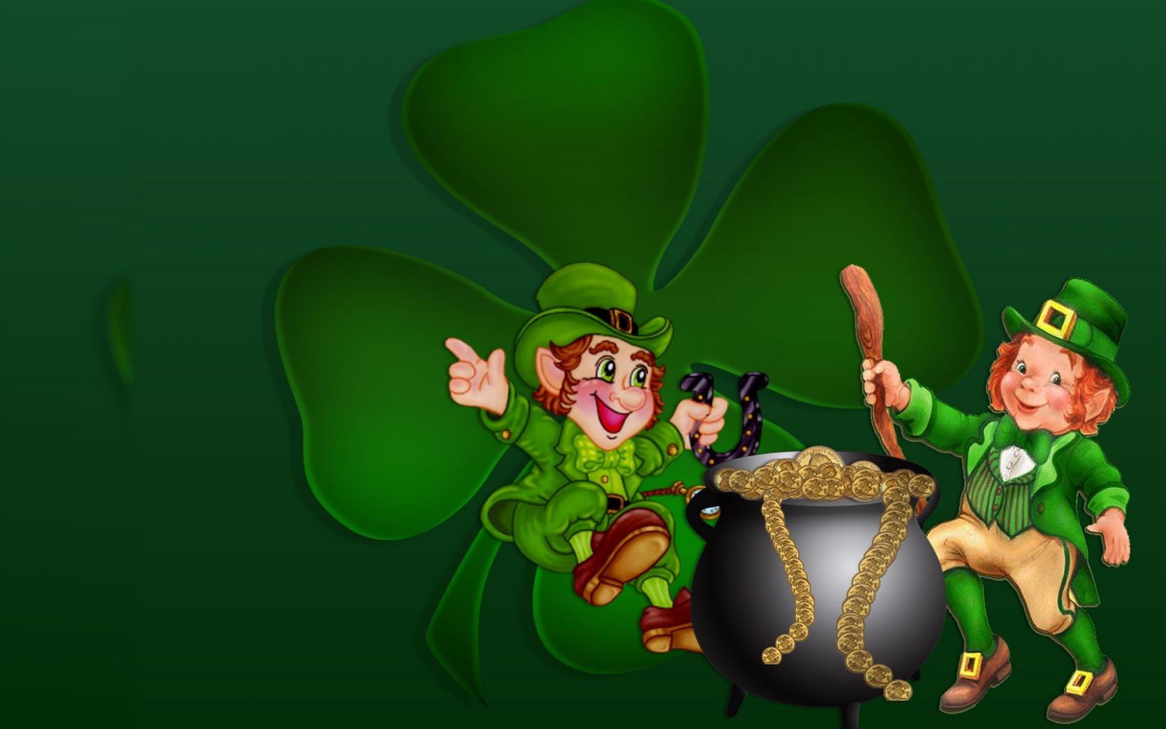 Free Download Animated St Patricks Day Wallpaper Happy Saint