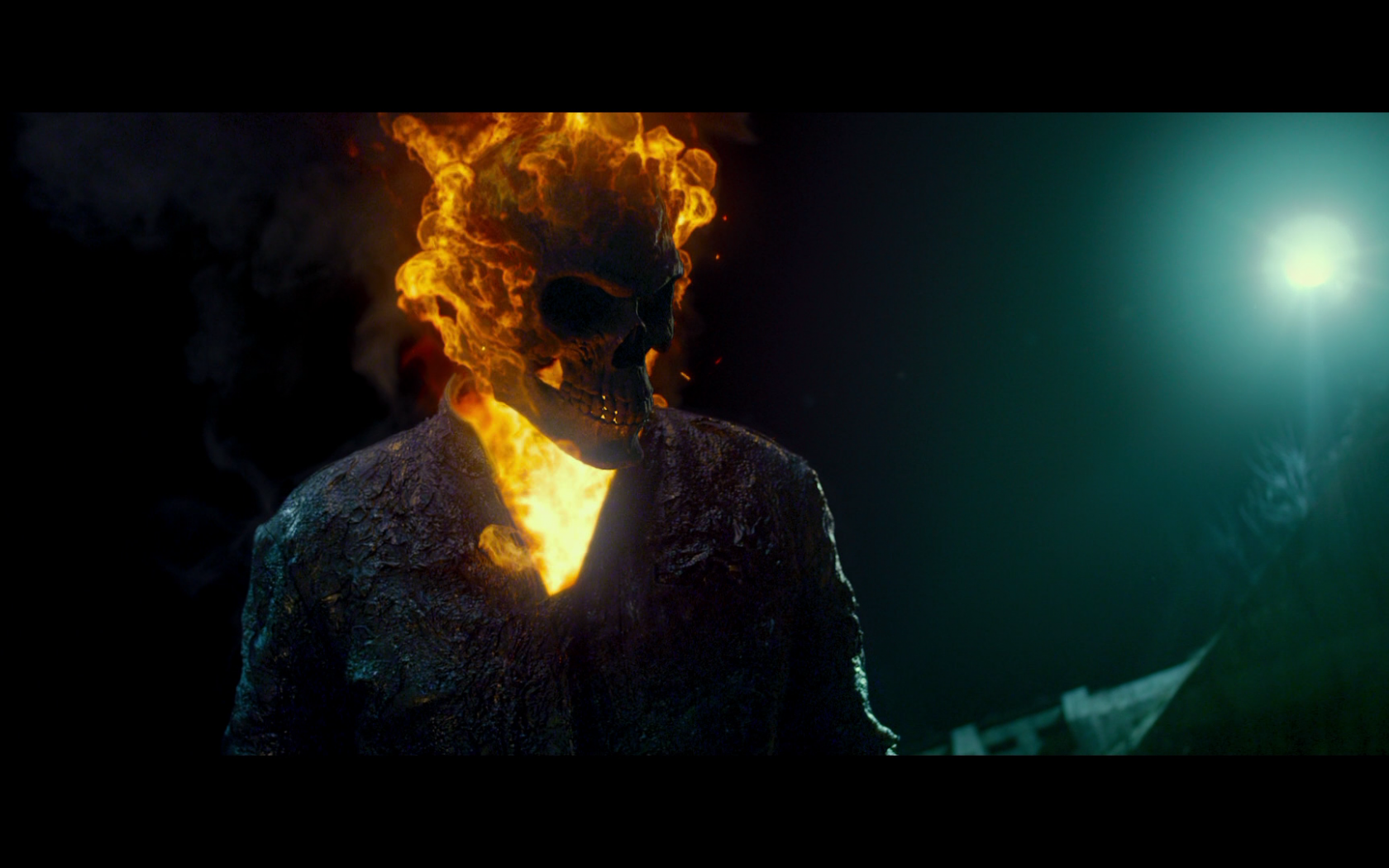 Free Download Ghost Rider Spirit Of Vengeance Wallpaper 3d