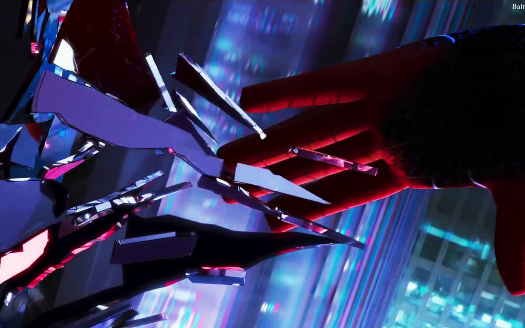 Free Download Spiderman Into The Spider Verse Animated Movie Hd