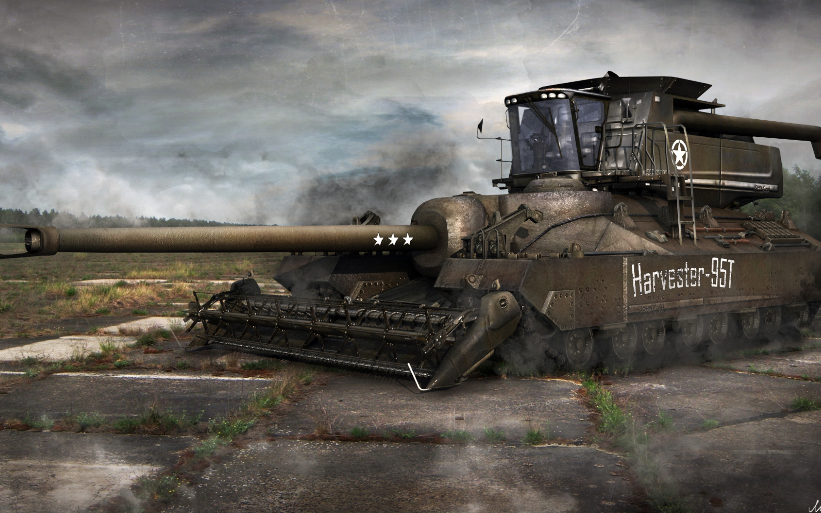 Free Download Download Wallpaper 1920x1080 World Of Tanks Wot T 95