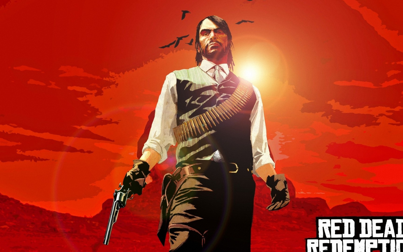 Free Download Red Dead Redemption John Marston Hd Wallpapers