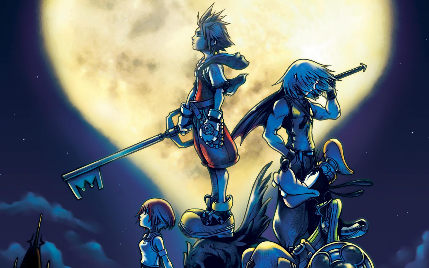 Free Download Hd Wallpaper Kingdom Hearts Wallpaper Hd 1920x1080