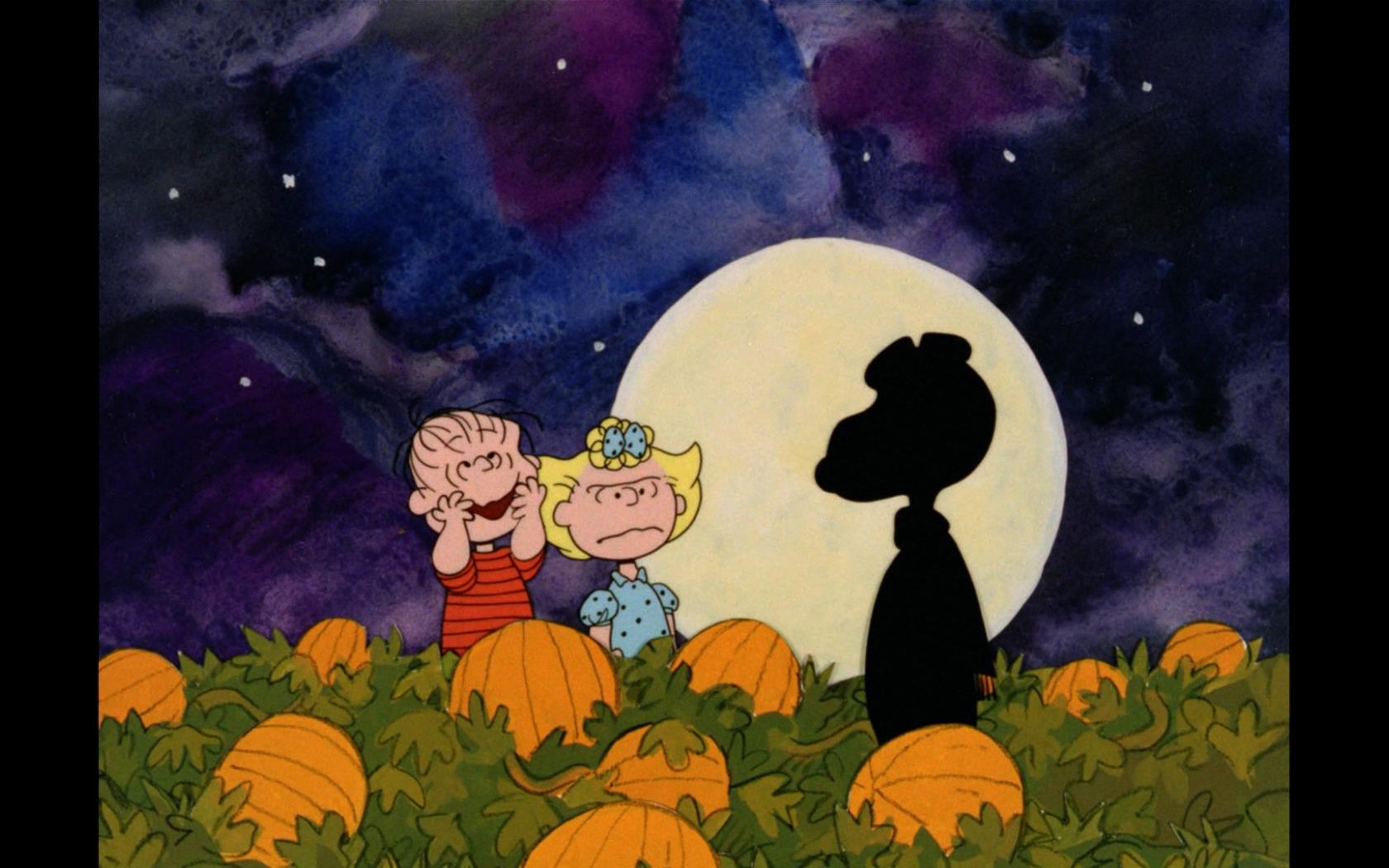 Great Pumpkin Charlie Brown Nude