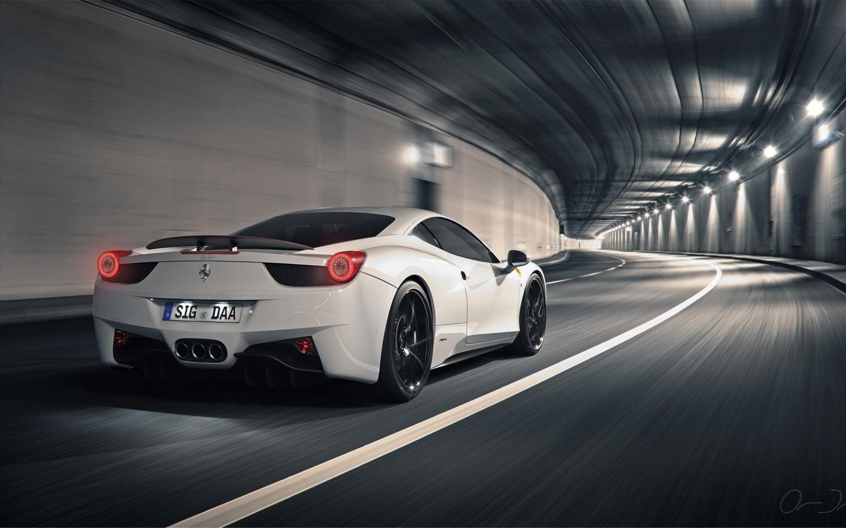 Free Download Black Ferrari Wallpaper Widescreen At Cars Monodomo