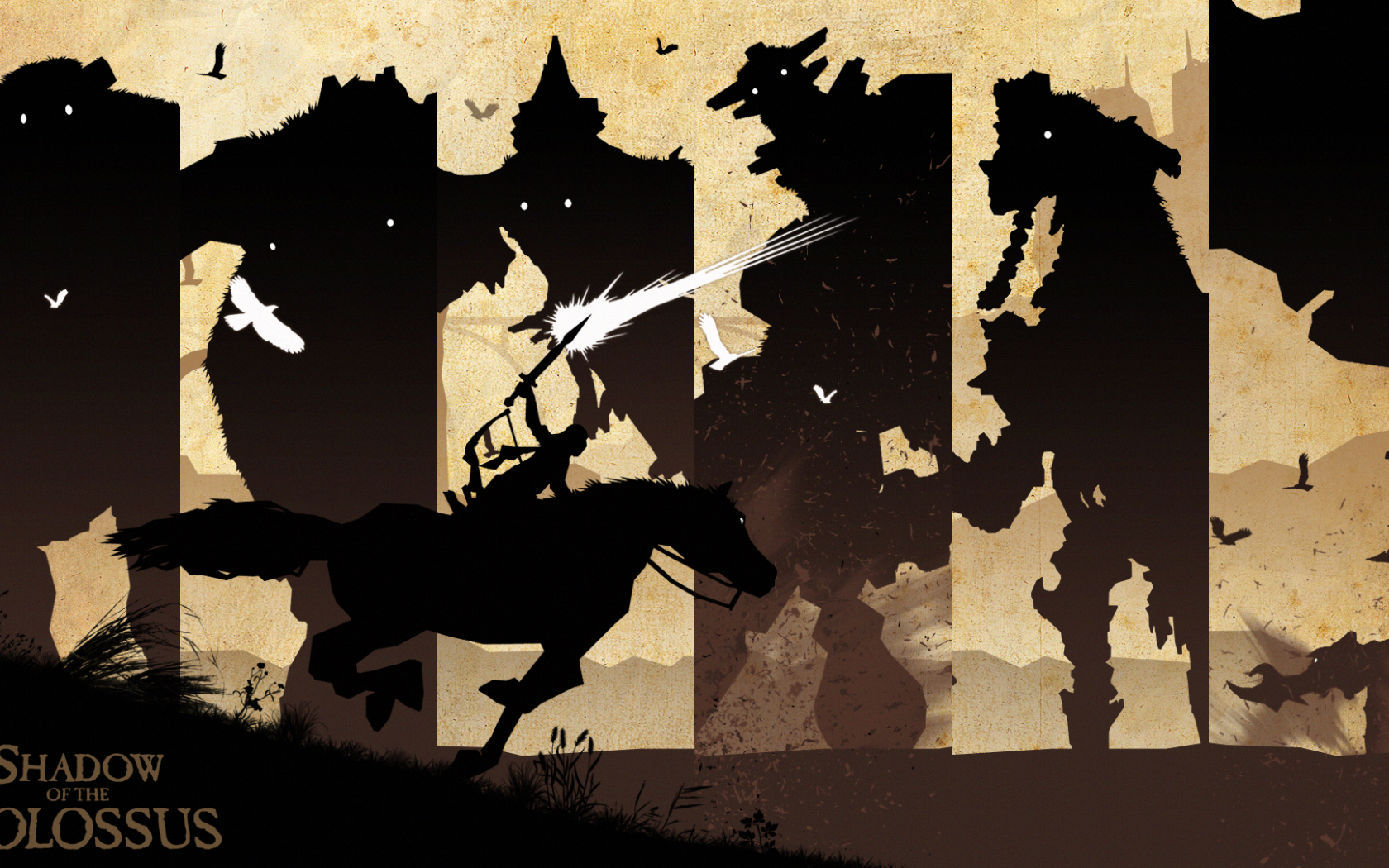 Free Download Shadow Of The Colossus Psd Pack By Ultrama6net1cart