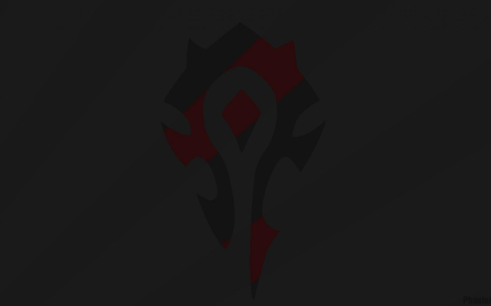 Free Download Horde Logo Wallpaper By Phantomhunta