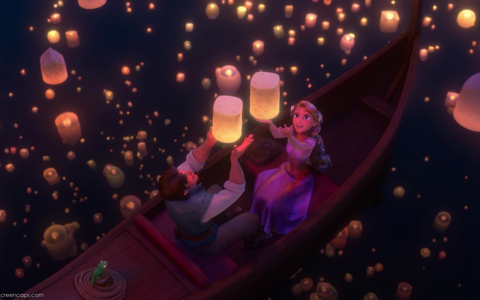 Free download Tangled Wallpaper Lantern