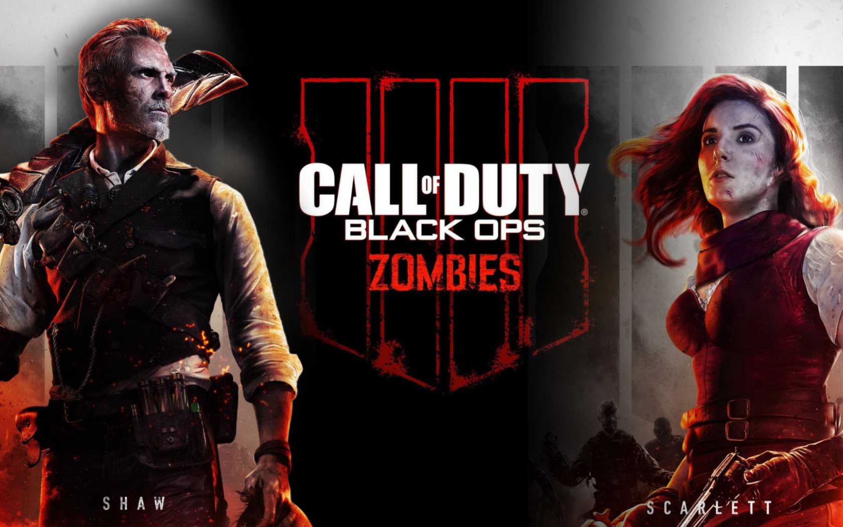 Free Download Black Ops 4 Zombie Wallpaper Frs Handy Codinfobase