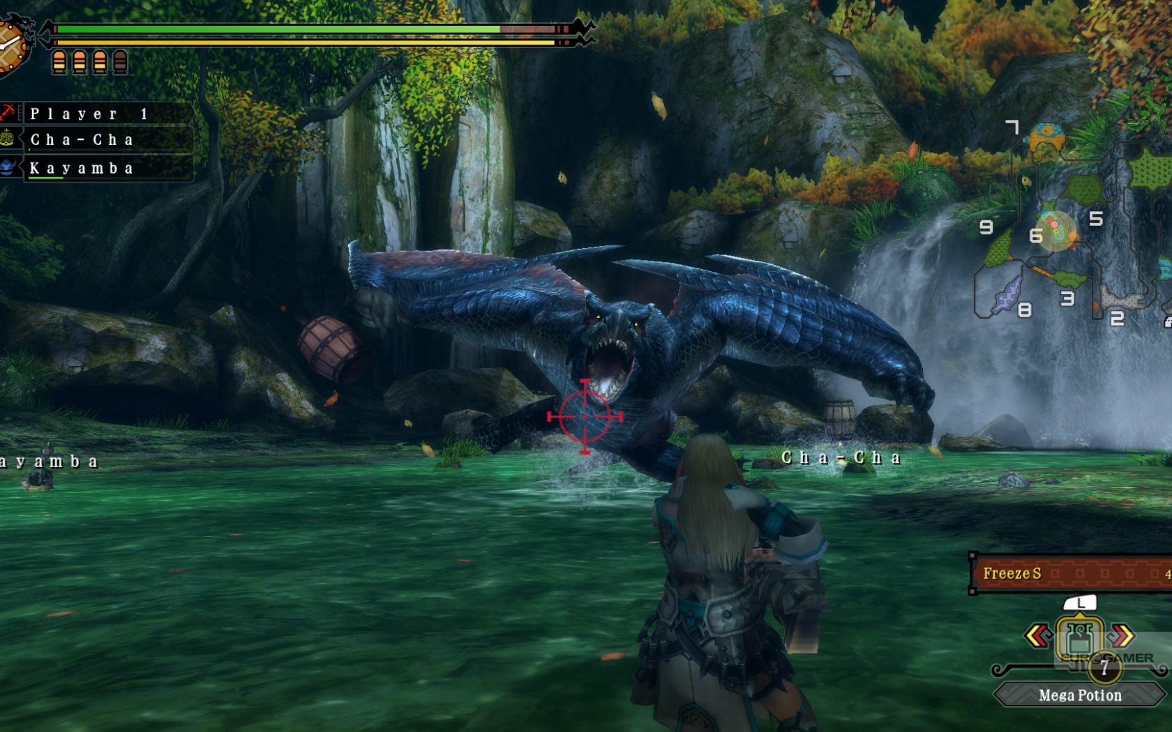 Free Download This Monster Hunter 3 Ultimate Wallpaper Is