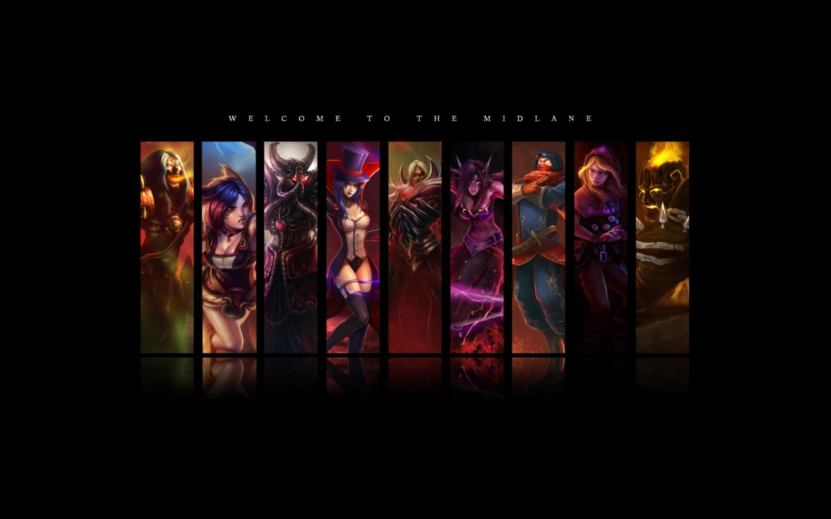 Free Download League Of Legends Wallpaper Jungle Spoiler Wallpaper