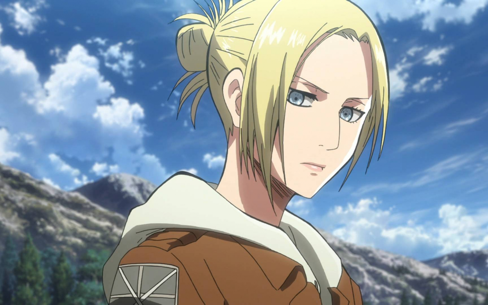 Free Download Annie Leonhart Attack On Titan Wallpaper 1920x1080 For Your Desktop Mobile Tablet Explore 50 Attack On Titan Annie Wallpaper Attack On Titans Wallpaper Attack On Titan Hd Wallpapers