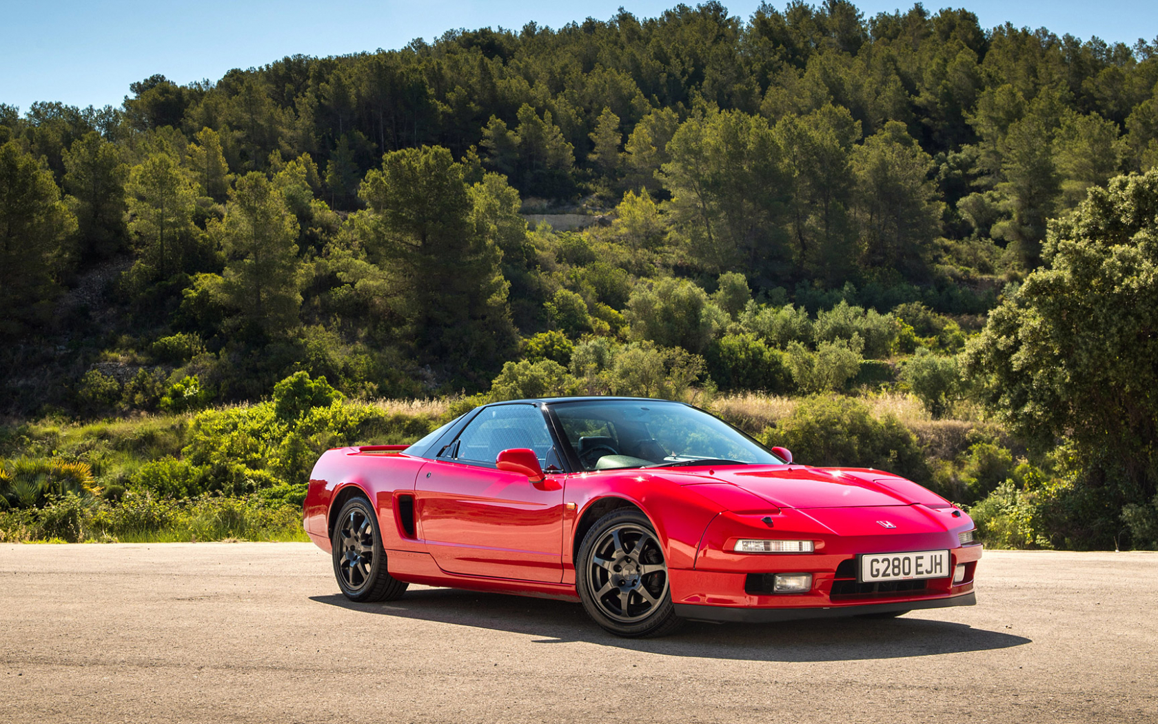 Free Download 1990 Honda Nsx Wallpapers Hd Images Wsupercars