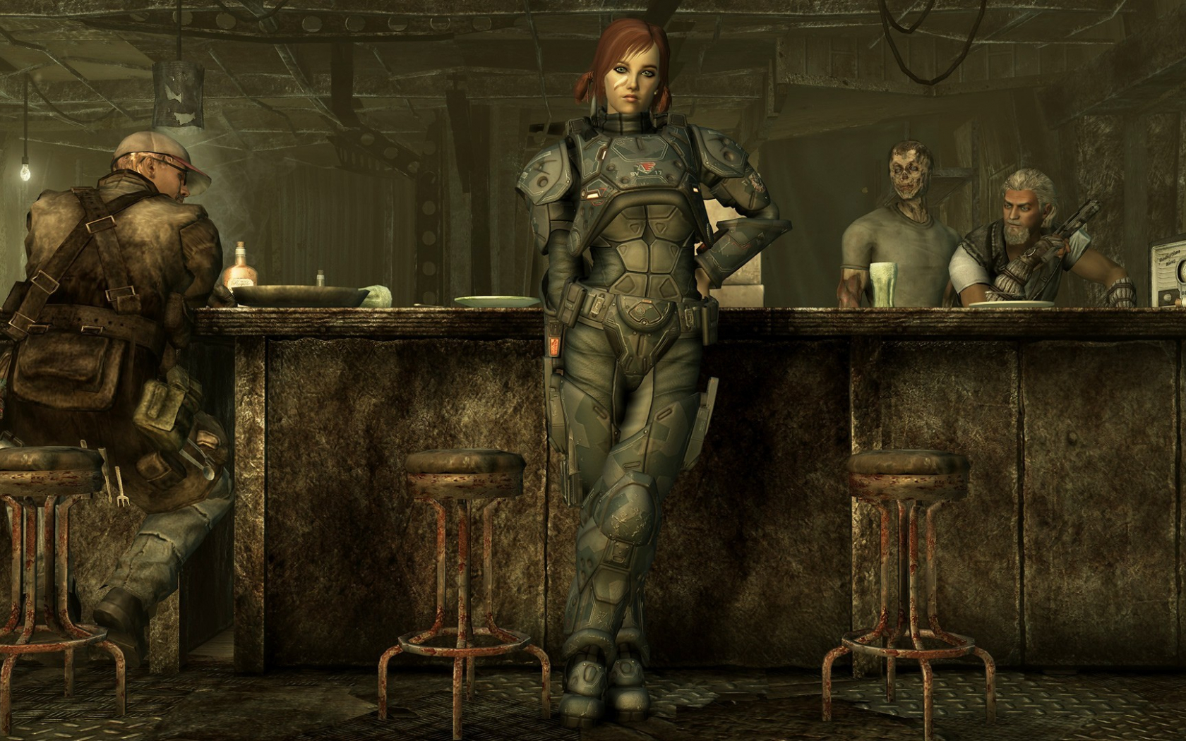 Free Download Fallout Wallpaper Please Stand By Fallout New Vegas