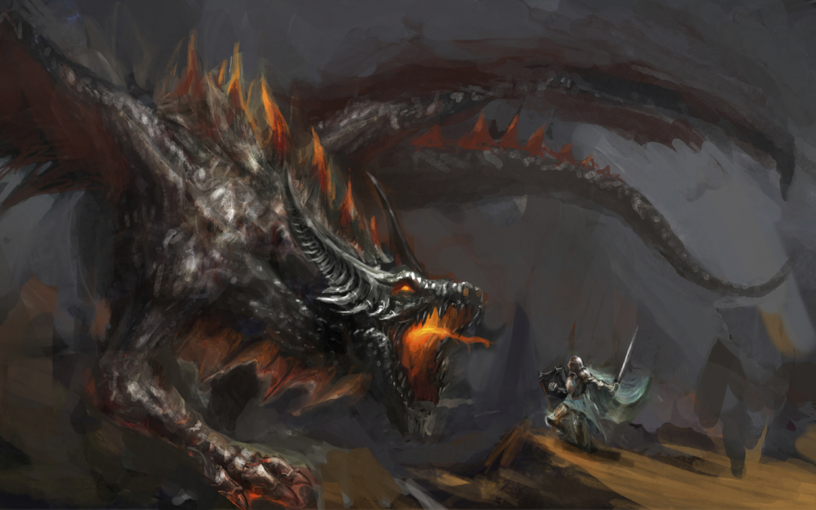 Free Download Dungeons And Dragons Characters 2 Wallpaper