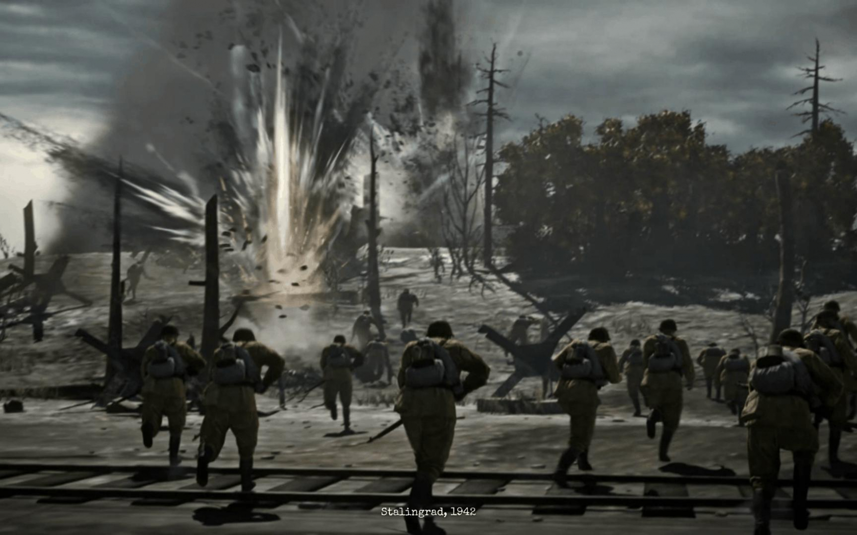 Free Download Wallpapers Fond Decran Pour Company Of Heroes 2 Pc