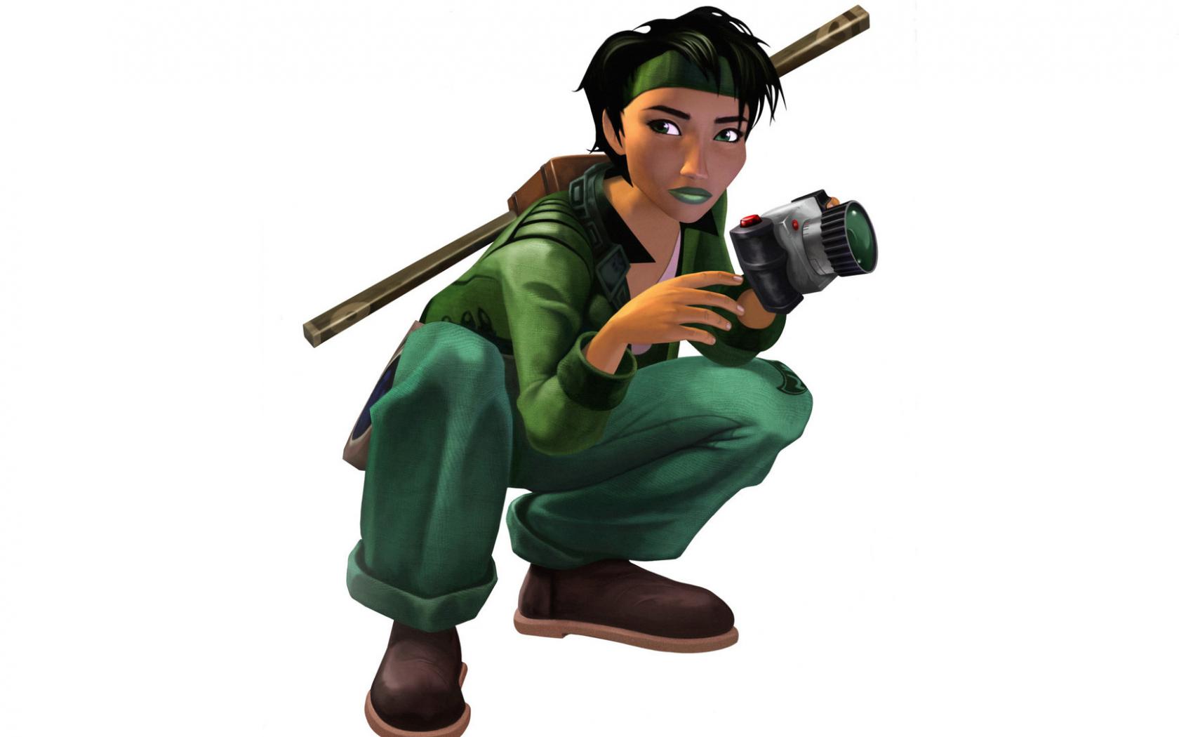 Free Download Jade Beyond Good And Evil 2 Wallpaper Game