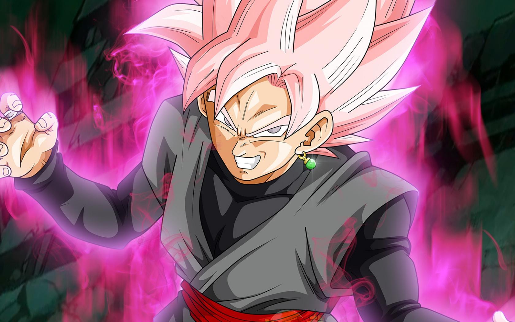 Free Download Super Saiyan Rose Goku Black Dragon Ball Super