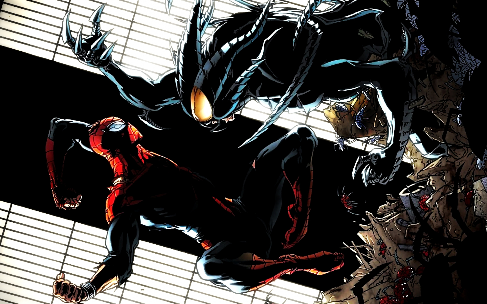 Free Download Superior Spider Man Wallpaper 6 1920 X 1080 Stmednet