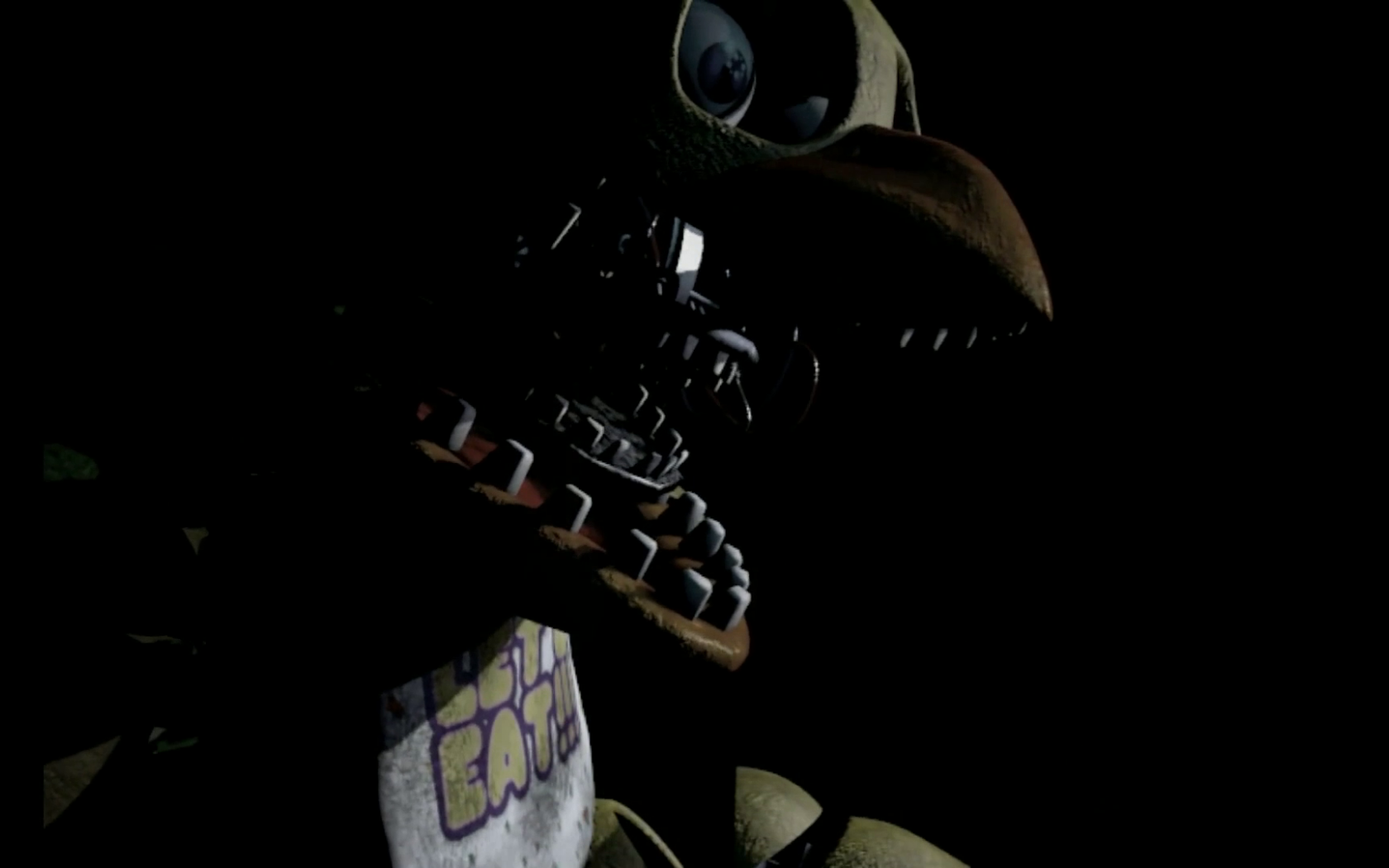 Free download Image Chica close up FNaF 2png Five Nights at