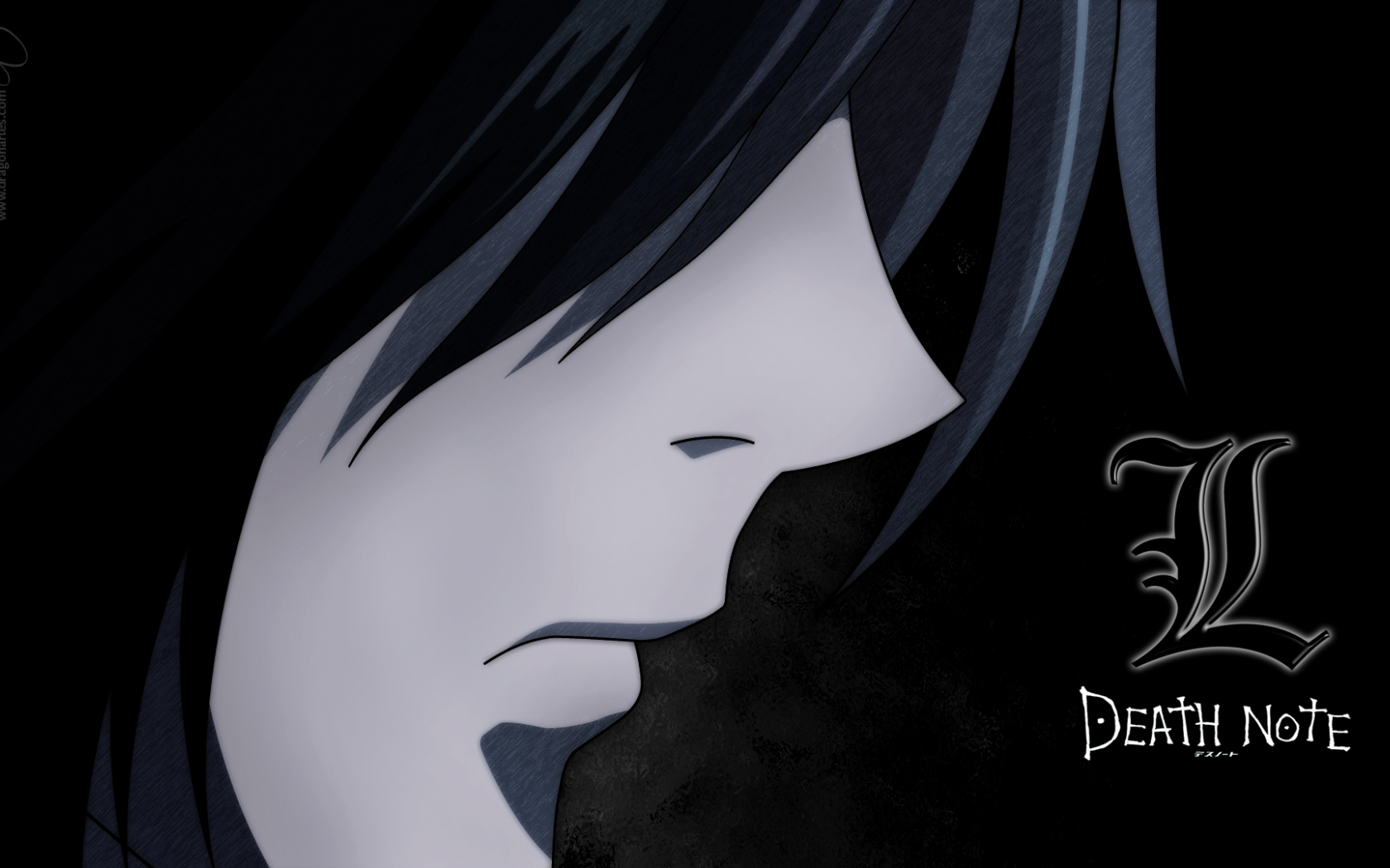 Free Download Death Note L Wallpapers Hd 1920x1080 For Your