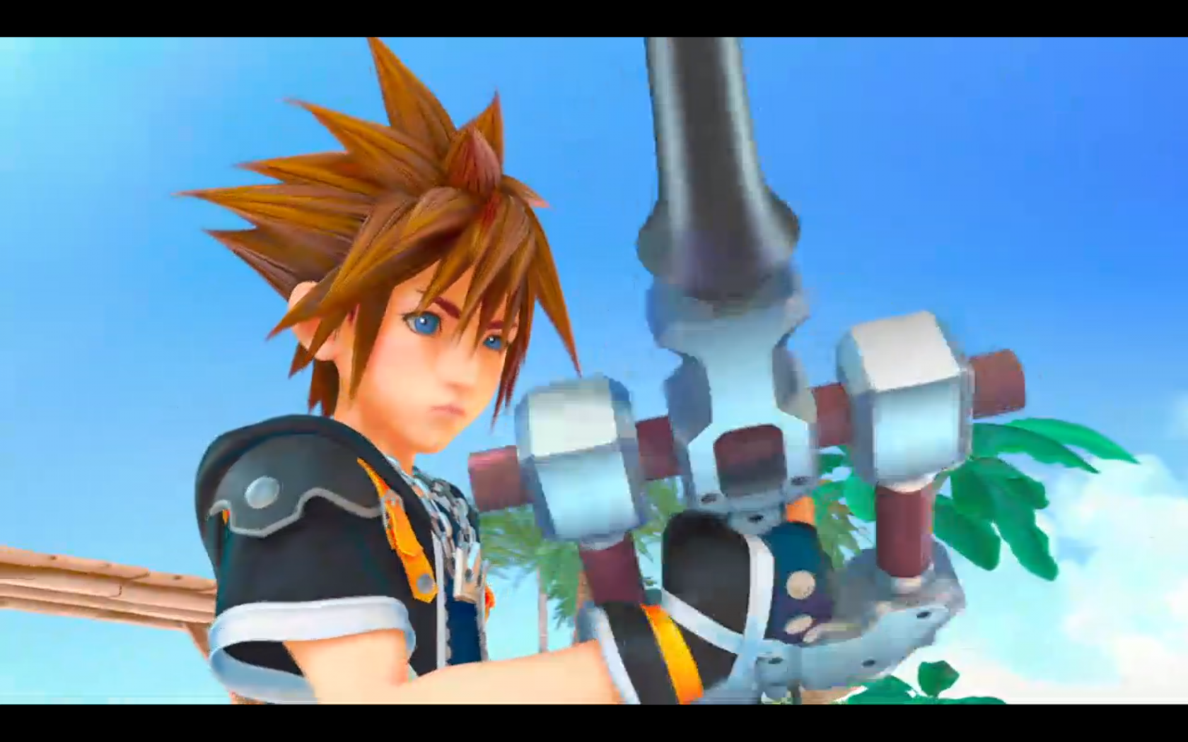 Free Download Kingdom Hearts 3 Sora Wallpaper 1920x1200 For Your