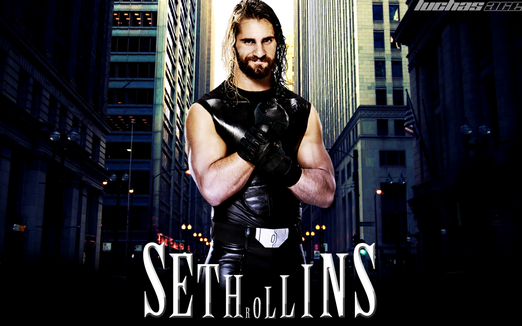 Free Download Wallpaper Seth Rollins 2014 1920x1080 For Your