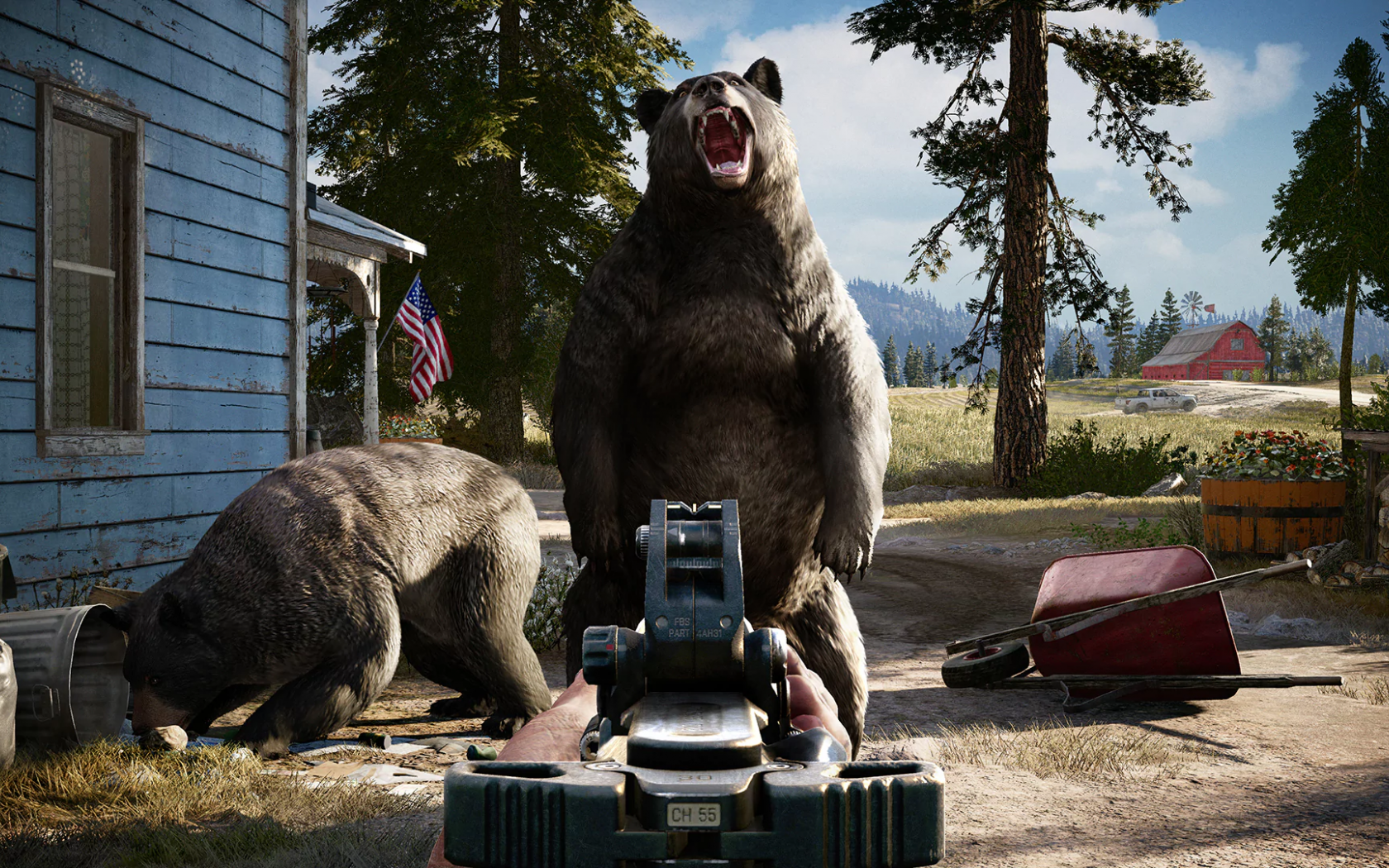 Free Download Far Cry 5 How To Hunt Hare And Grizzly Bears Map