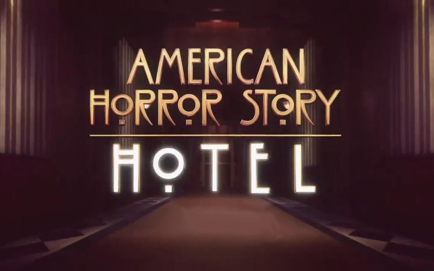 Free Download American Horror Story Hotel Wallpapers High