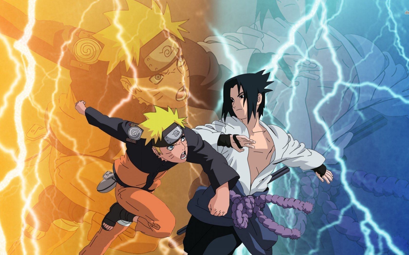 Free Download Naruto Vs Sasuke Wallpaper Hd 1920x1080 For Your