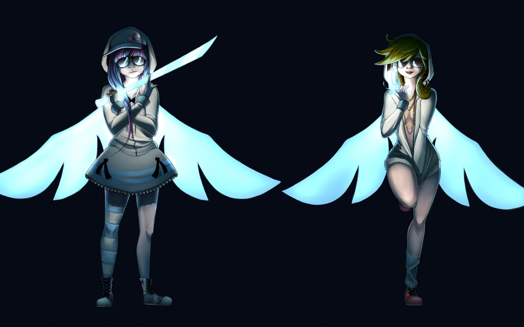Free Download Coders Wallpaper Abyss Anime Panty Stocking With