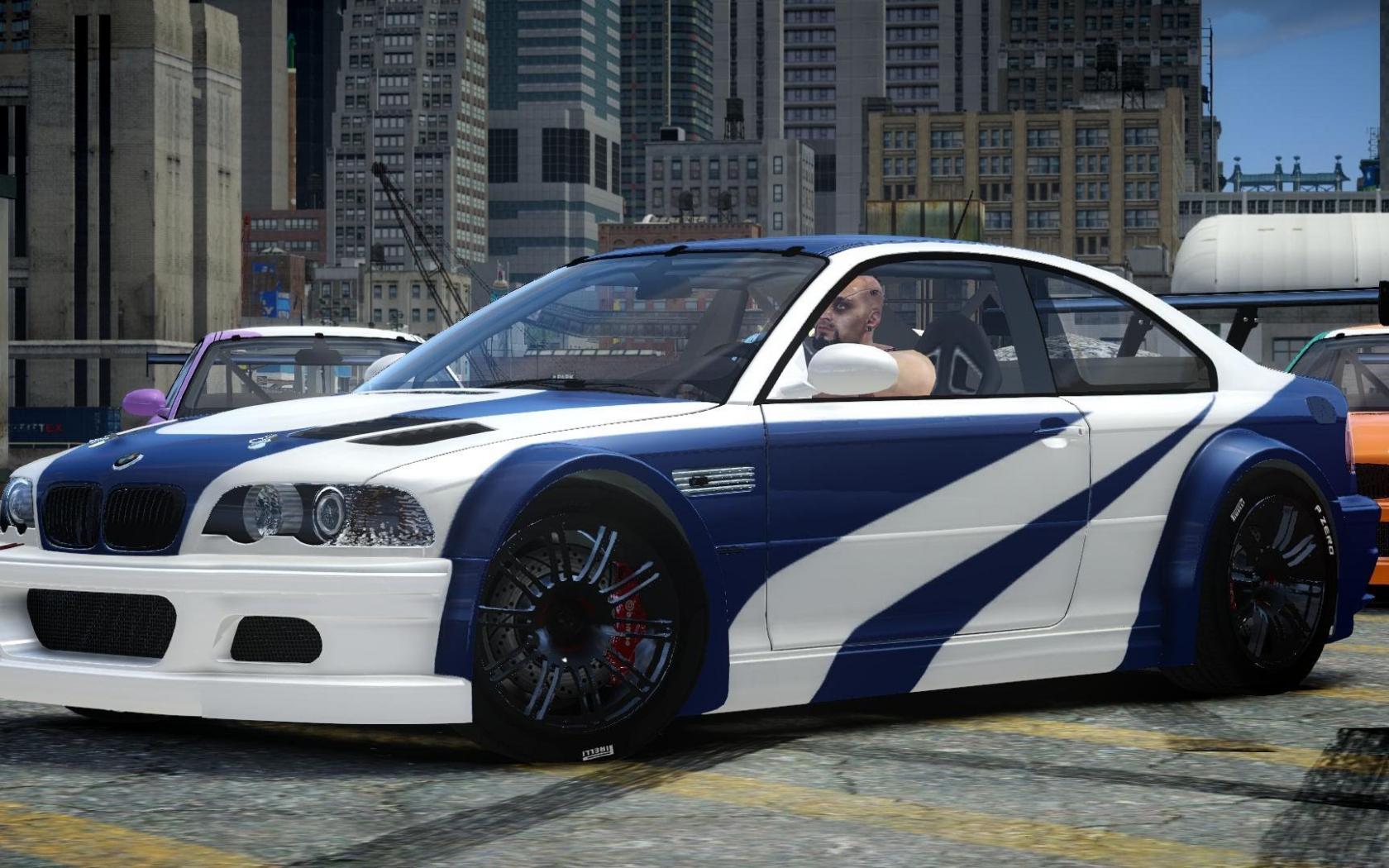 Free download GTA IV BMW M3 GTR Crash Testing [1920x1080 ...