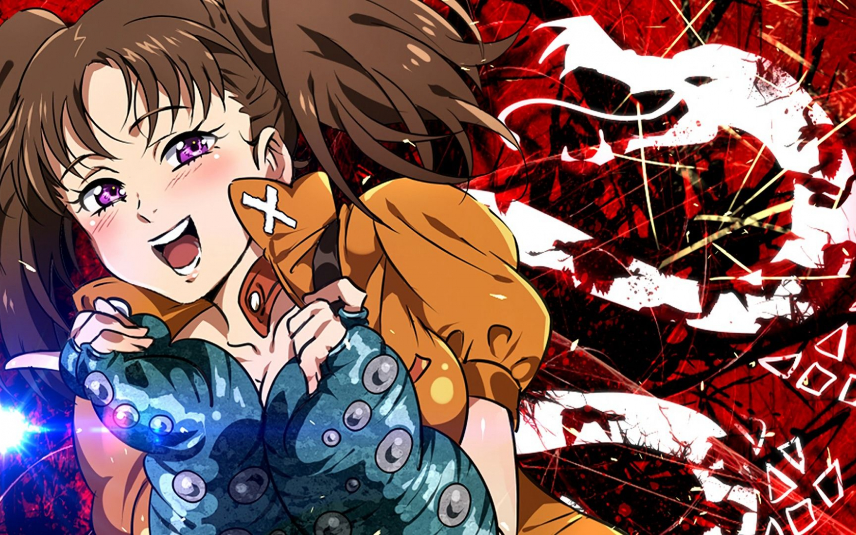 Free Download Diane Seven Deadly Sins Anime Girl Wallpaper 2367