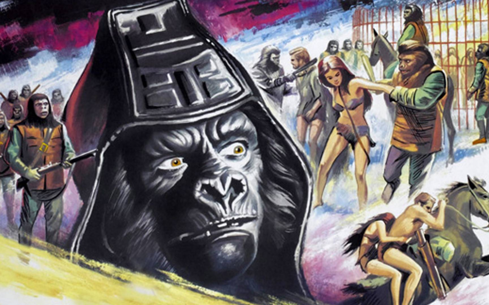 Free Download The Planet Of The Apes Wallpaper Wallpaper For
