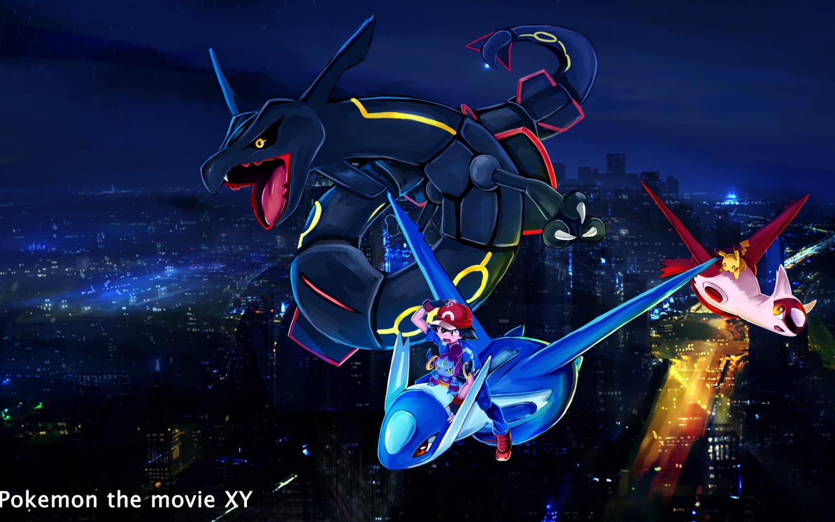 The Best Mega 4K Pokemon Wallpaper Pics