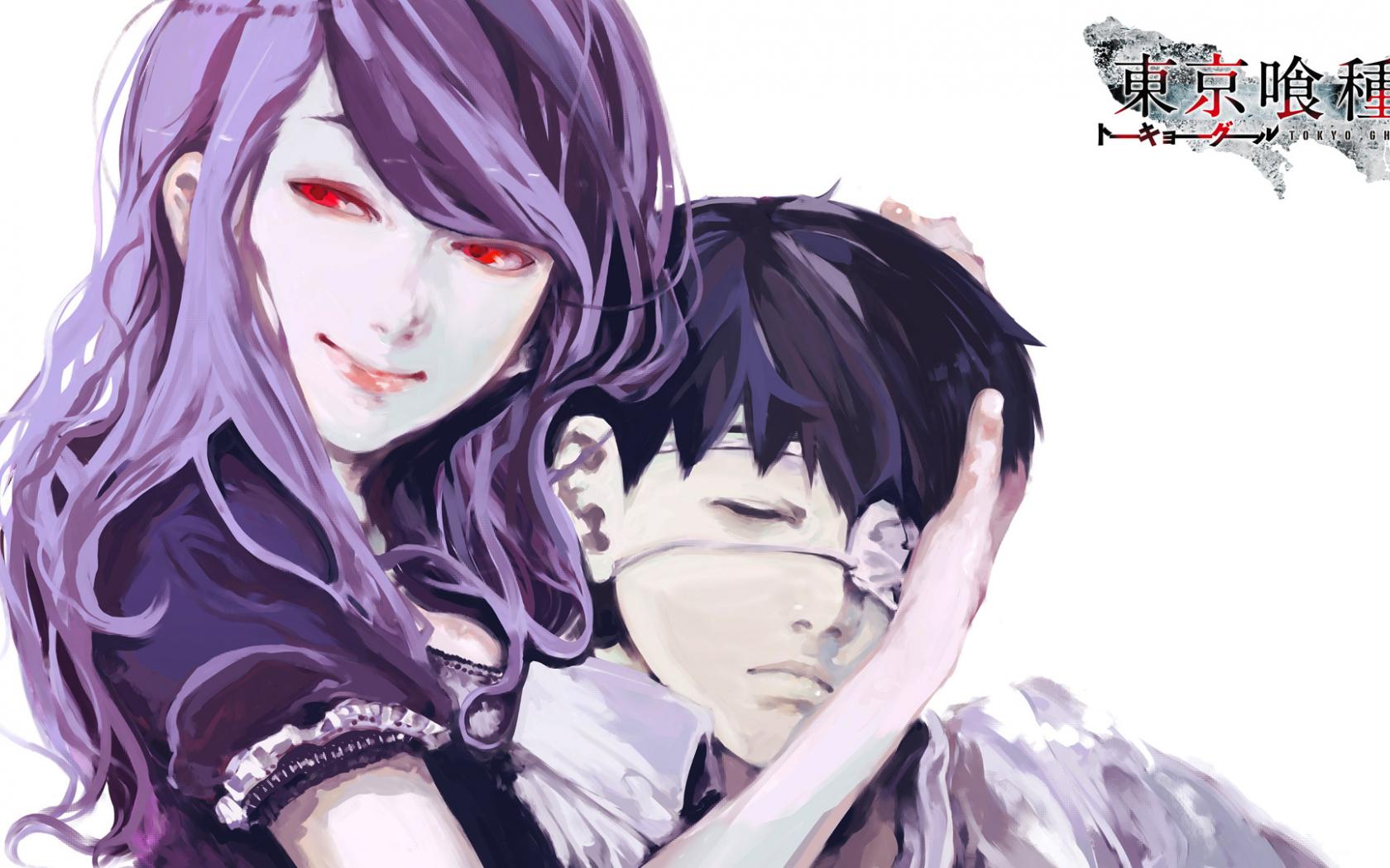 Free download rize kamishiro and ken kaneki tokyo ghoul