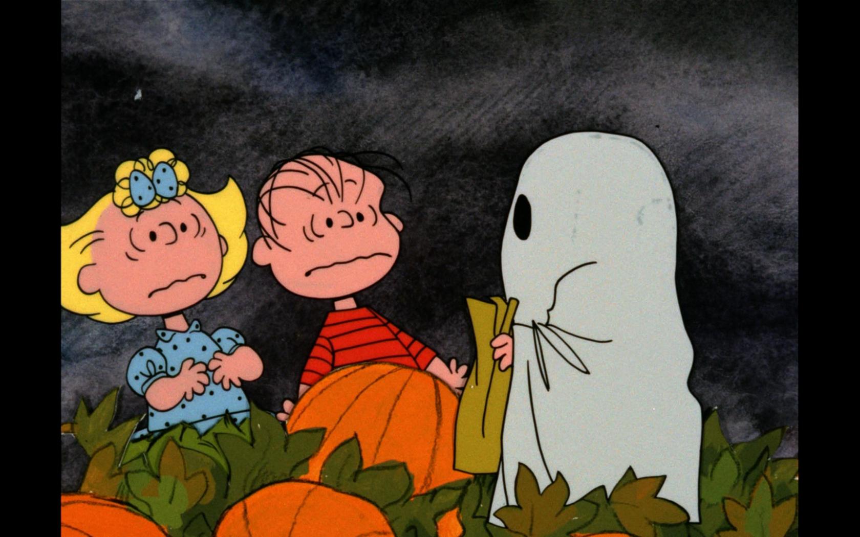 Great Pumpkin Charlie Brown Blu ray