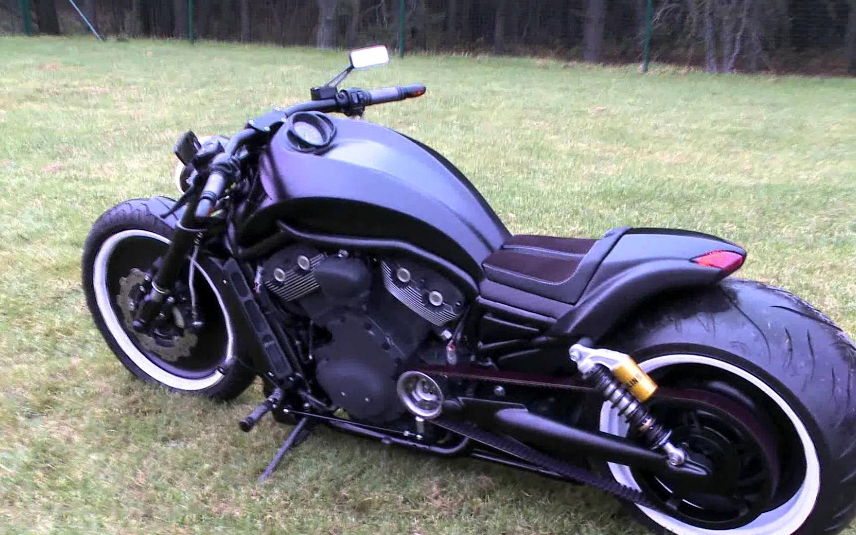 Free Download Harley Davidson V Rod Wallpapers Hd Download