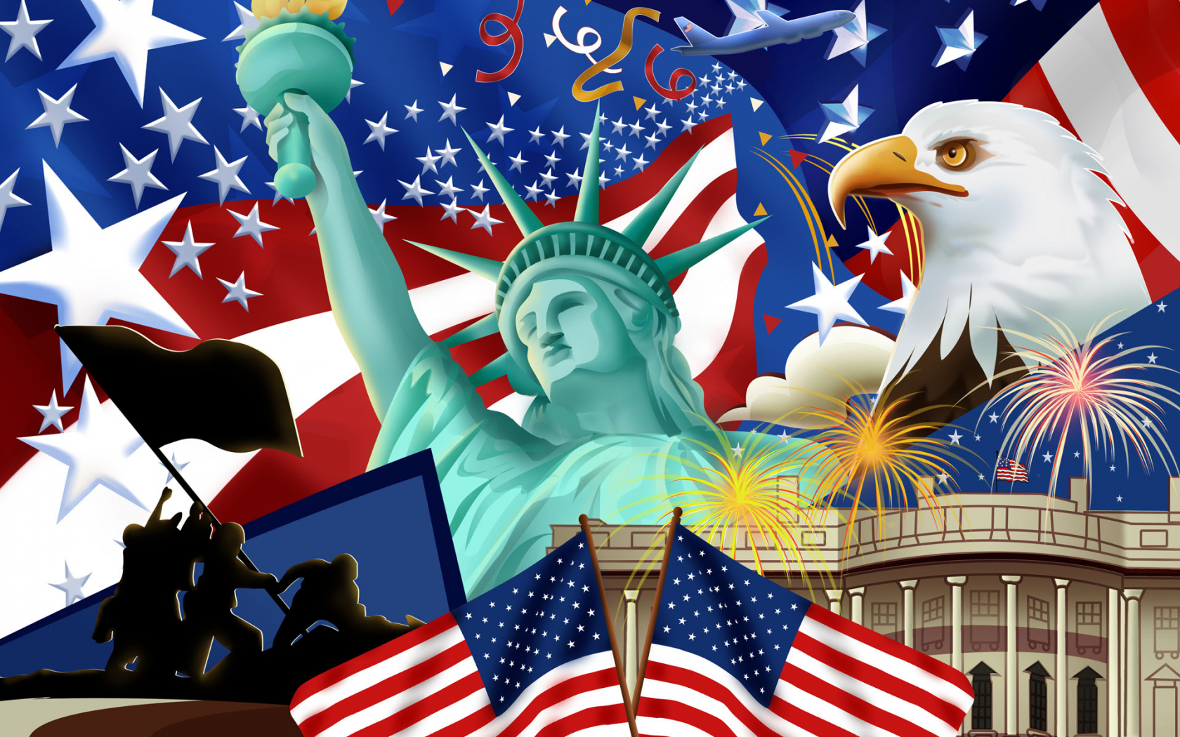 Free Download United States Of America Images Independence Day Hd