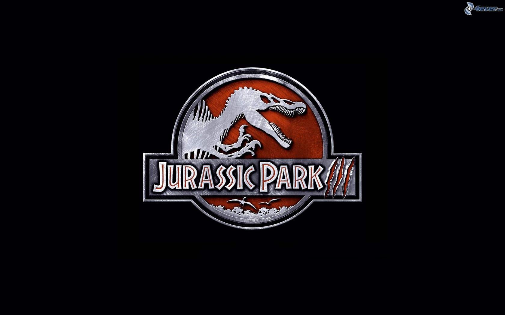 jurassic park logo - HD1680×1050