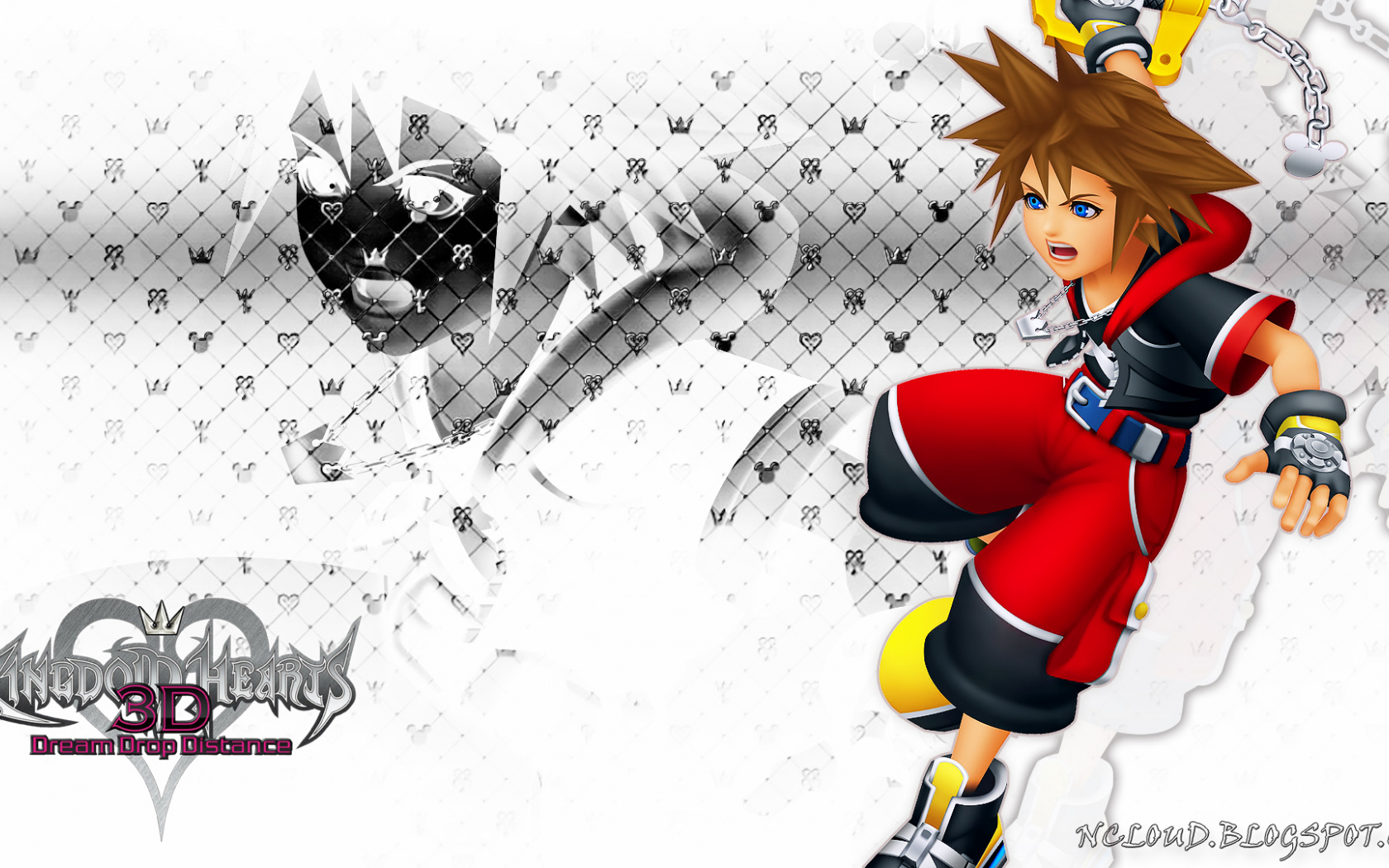 Free Download Anime My Kingdom Hearts 3d Dream Drop Distance Sora