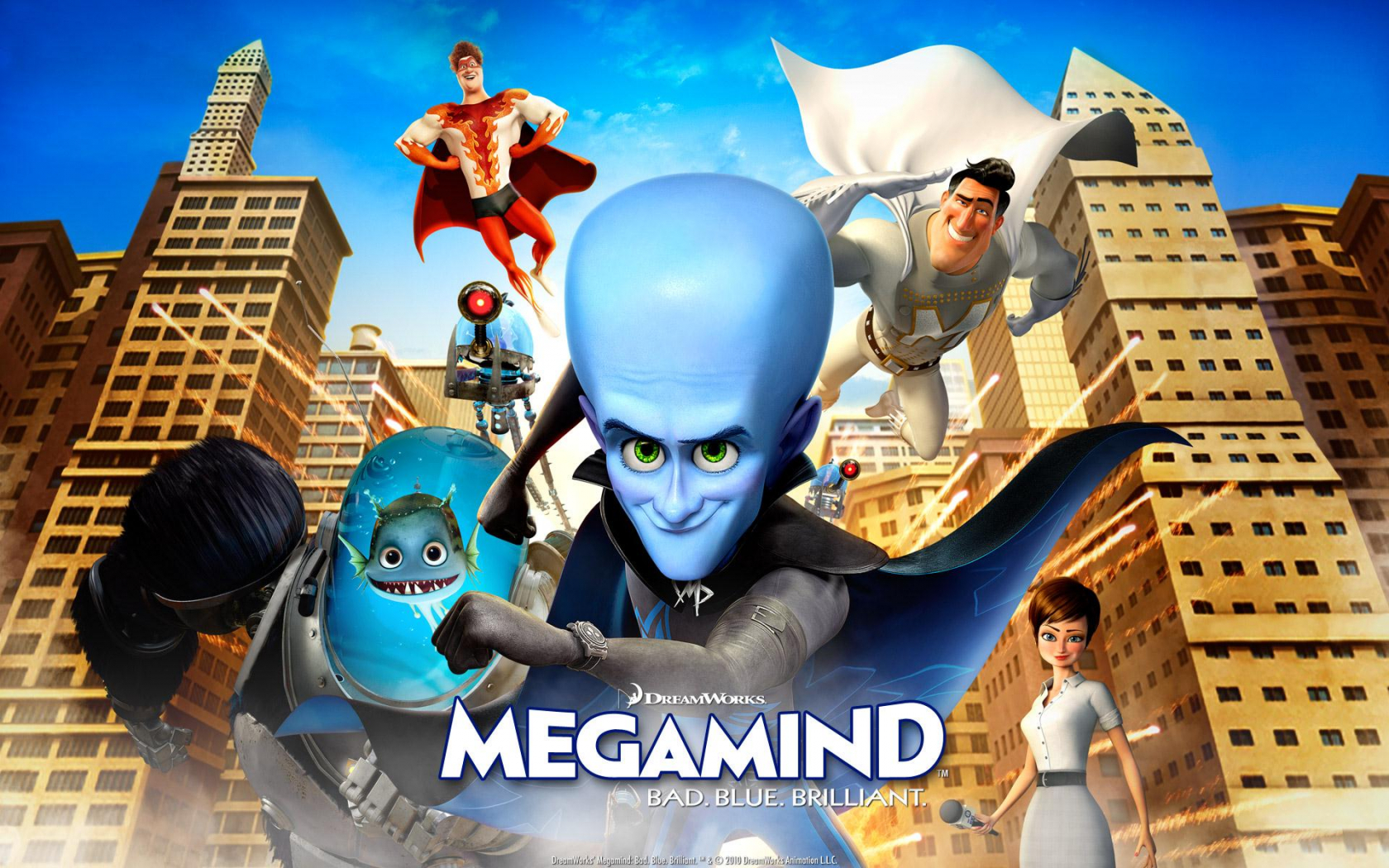 Free Full Cartoon Movies free download picture movie megamind 3d cartoon movies