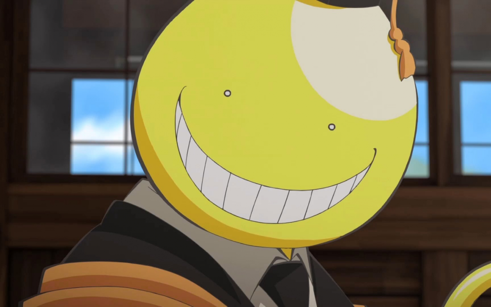 Free Download Assassination Classroom Episode 1 Anime Review Kill